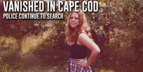 vanished in cape cod