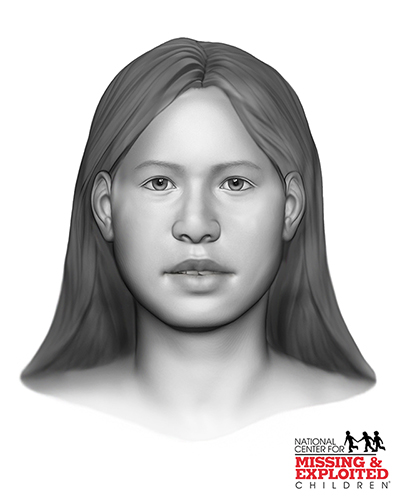 Jane Doe image from Anaheim, CA