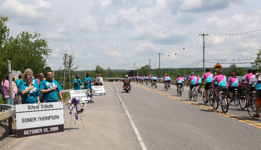Ride for Missing Childre image 2